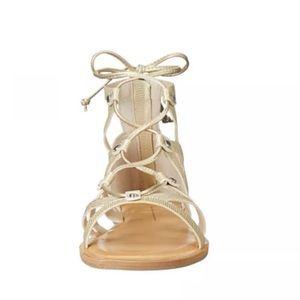 Dolce Vita Jansen Lizard Stella Open Toe Sandal